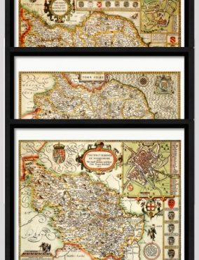 Yorkshire Ridings Maps Bundle