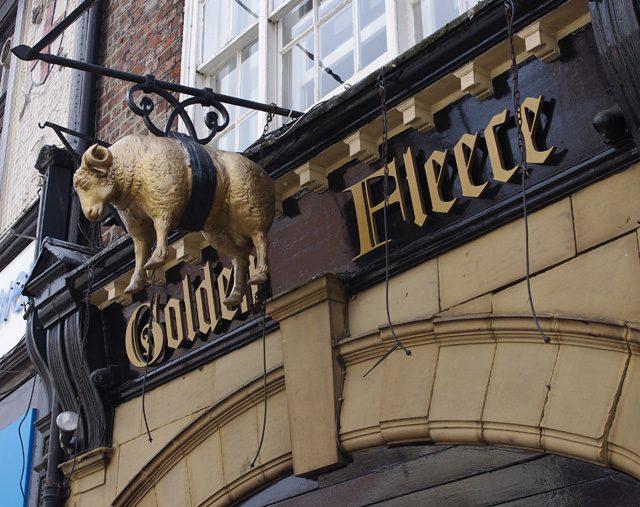 Golden Fleece Ian Taylor g cc