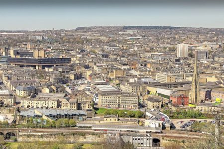 Halifax is the 2016 host of Yorkshire Day. Picture Credit: Chris Johnson (IFY Community)