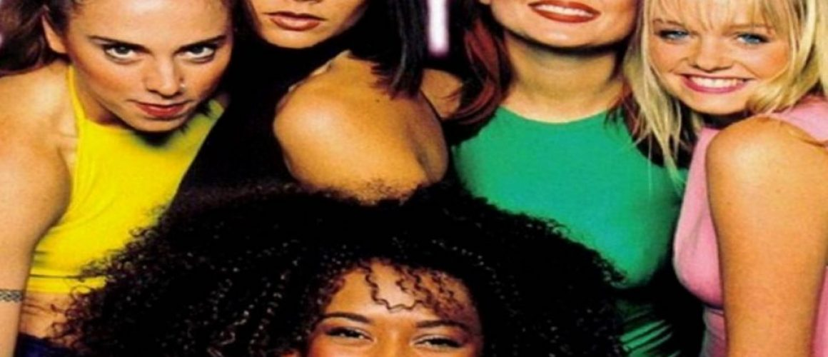 July 27th Spice girls