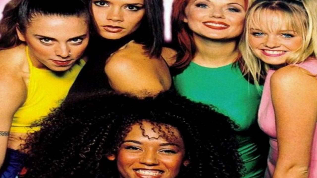 July 27th Spice girls
