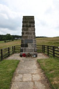 A memorial for the Leeds pals. Picture credit: Andrew Whale geograph wikipedia creative commons.
