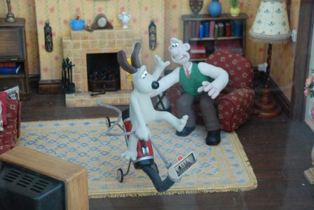 Wallace and Gromit may live in Lancashire, but their accents and eating habits are decidedly Yorkshire. Picture credit: