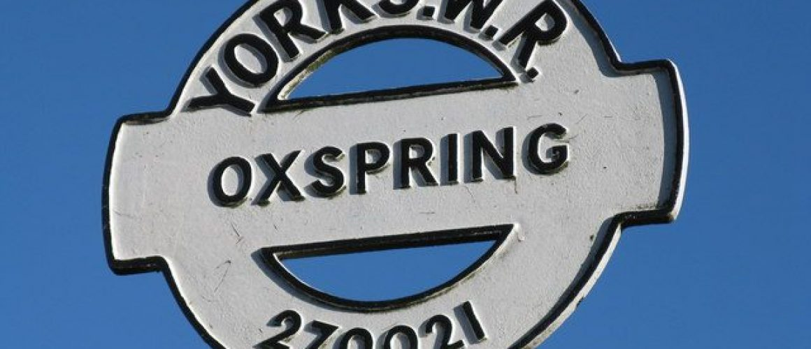 signsx Yorks WR signs oxspring