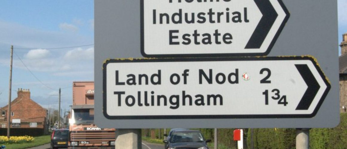 5 More Unusual Yorkshire Place Names
