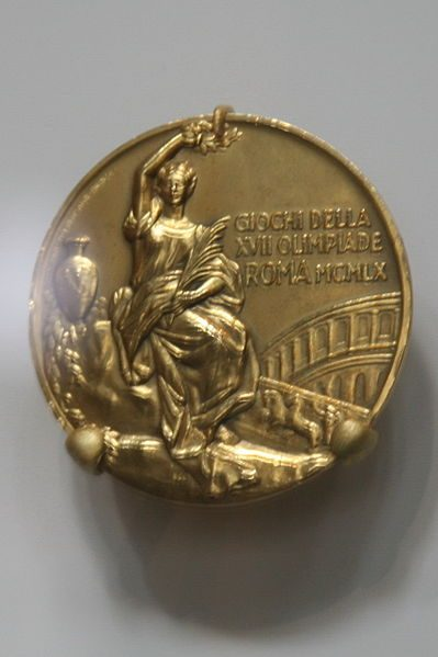 27th August gold medal