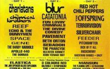 Leeds festival 28th August