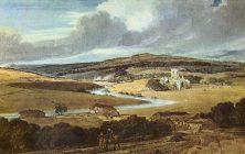 Thomas Girtin Kirkstall abbey