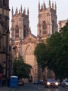 It's the biggest building in York, but not in Yorkshire. PIcture credit: Lesley Gunn IFY community.