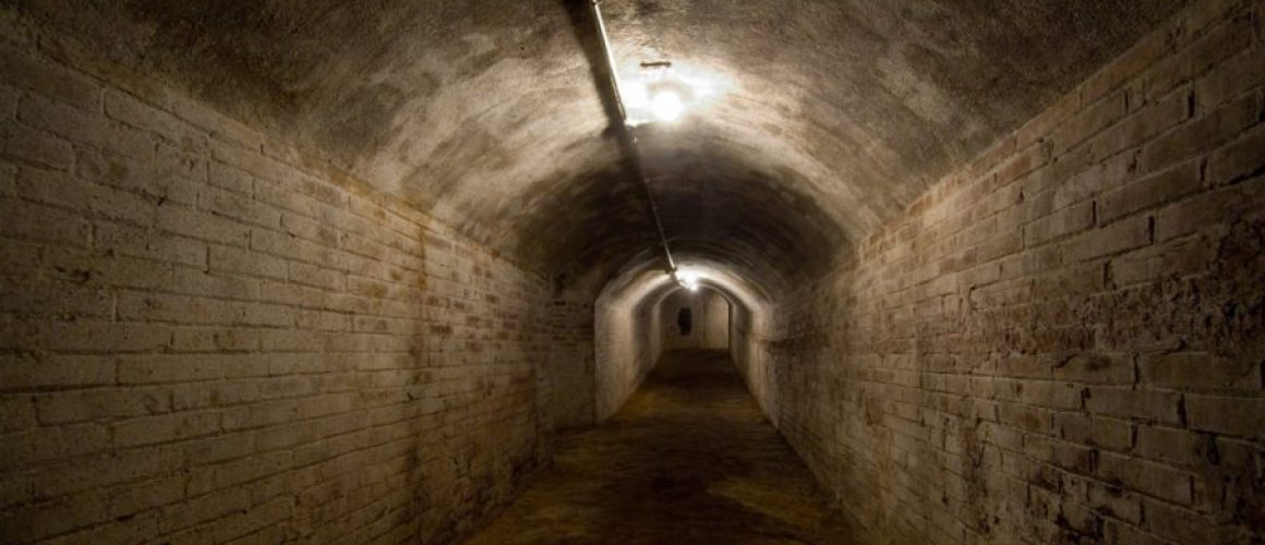 4th September air raid shelter