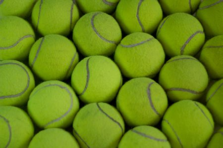 Tennis balls proved to be a useful weapon against unwanted chairmen at Hull. Picture credit: Atomic taco flckr creative commons.