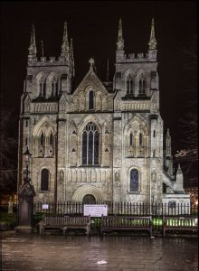 Selby Abbey has been left in tact for nearly 1000 years. Picture credit: Les Liddle (IFY Community)