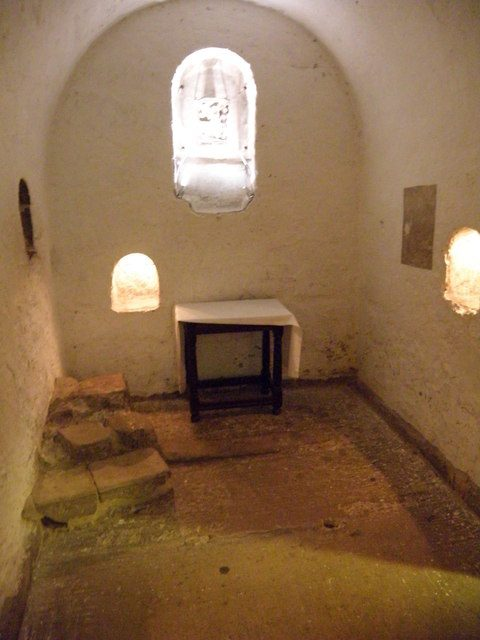 old st wifrids crypt martin dawes