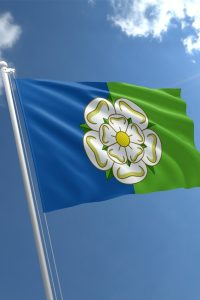 The East Riding of Yorkshire flag