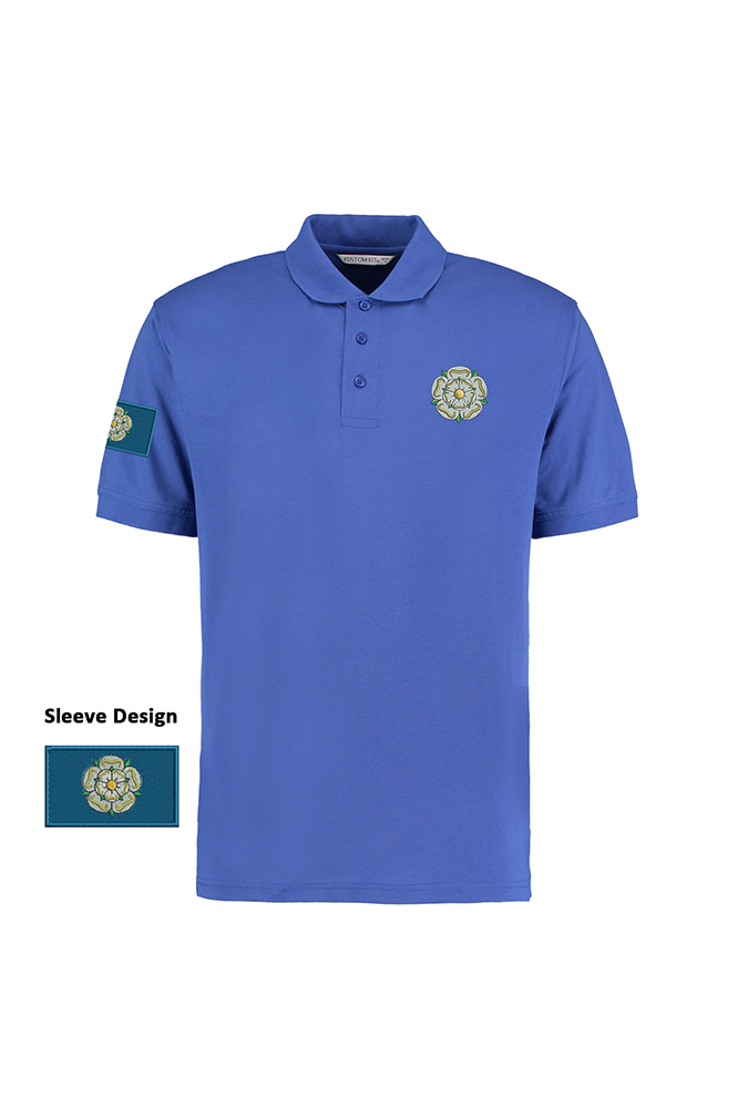 Yorkshire Flag Polo Shirt