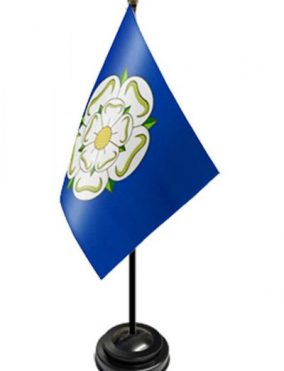 Yorkshire-Table-Flag