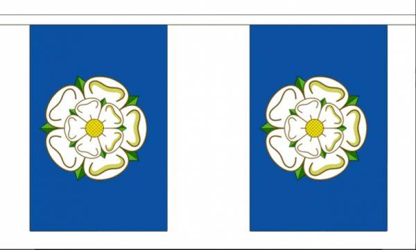 Yorkshire Flag Bunting
