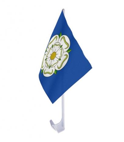 yorkshire rose car flag