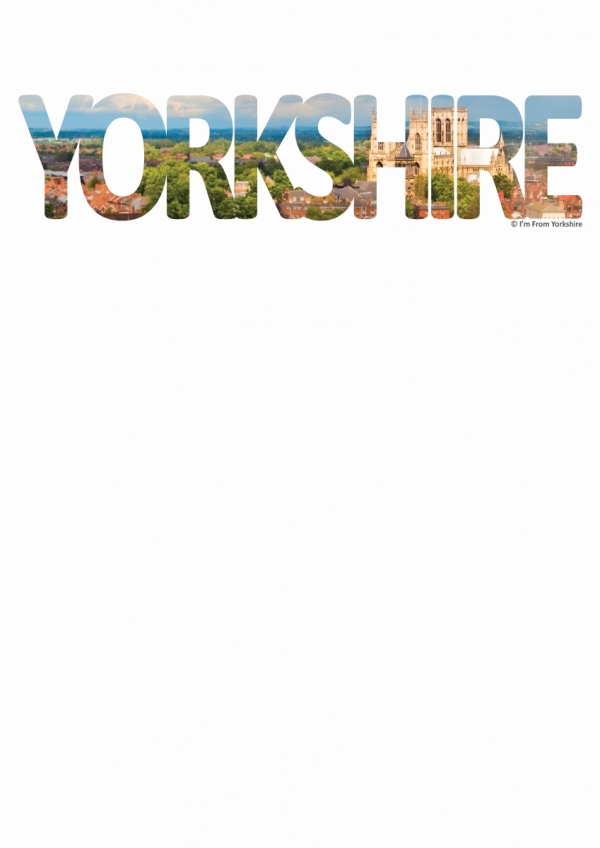york yorkshire typgraphy
