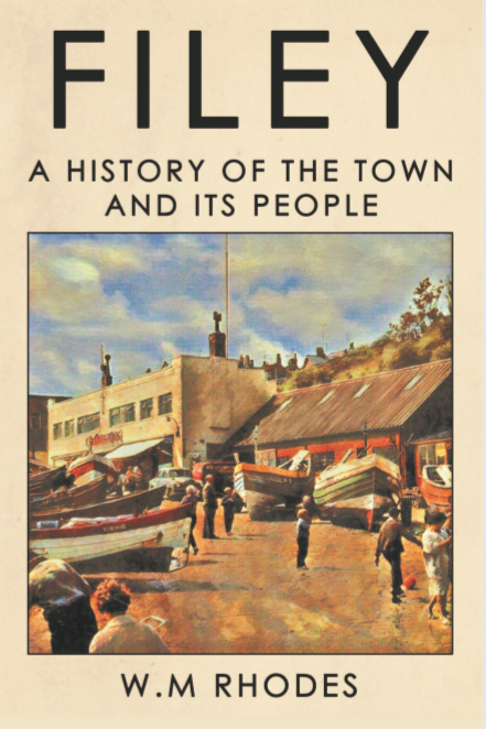filey a history of the town and it's people book cover