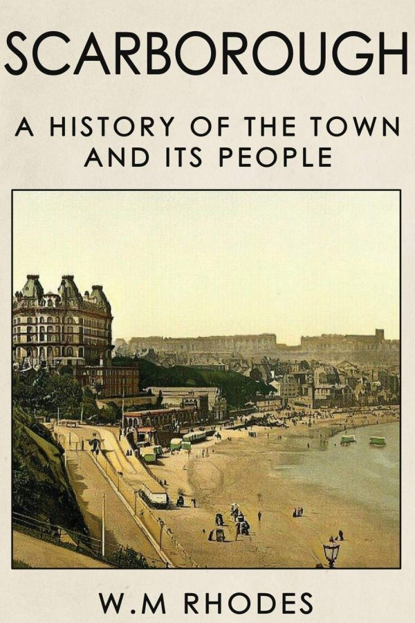 history of scarborough book cover