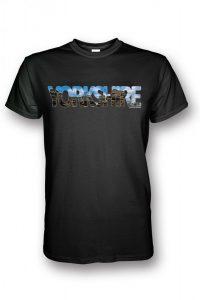 Black Brimham Rocks t-shirt