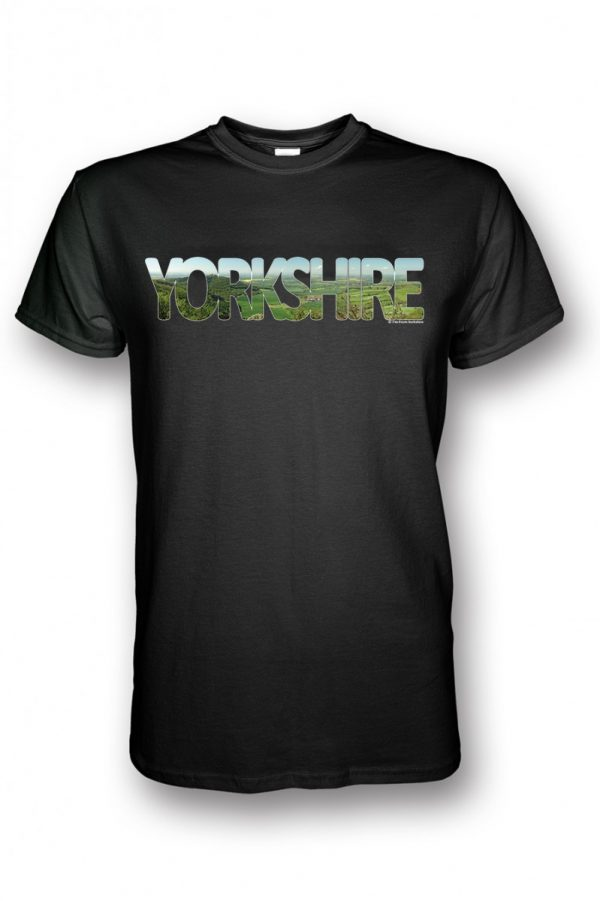 sutton bank yorkshire collection t-shirt black