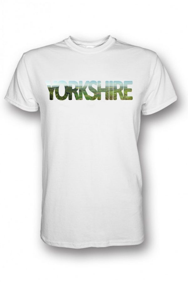 Sutton Bank t-shirt in white