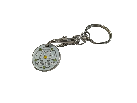 trolley token from front with transparent background
