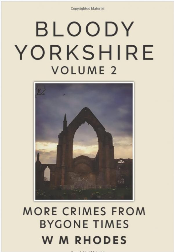 bloody yorkshire 2 front cover page